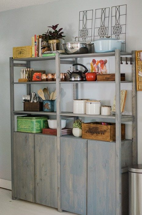 Open Kitchen Shelves Using Our Collector S Shelving System With 25+ Best Ideas About Ikea Kitchen Storage On Pinterest