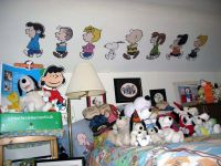 Snoopy Wall Decal - snoopy wall stickers | ebay with ...