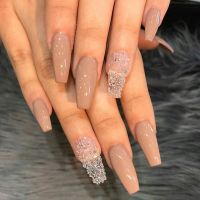 25+ best ideas about Long Nail Designs on Pinterest ...