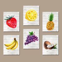 Best 25+ Watercolor Fruit ideas on Pinterest | Watercolor ...