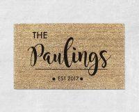 Best 20+ Personalized door mats ideas on Pinterest | Diy ...
