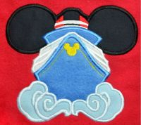 646 best images about Disney Applique & Embroidery on ...