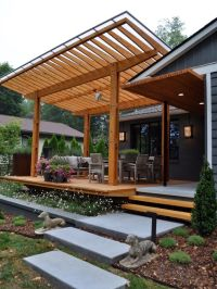 25+ best Roof ideas on Pinterest | Patio bar, Shed ...