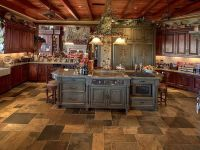65 best images about Rustic Tuscan Kitchens on Pinterest ...