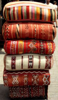 Moroccan Pillows - Kilim | Cushions and pillows ...