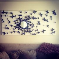 Create your own Butterfly Wall Art with Umbra Chrysalis ...