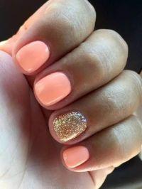 Best 20+ Short Nail Manicure ideas on Pinterest   Short ...