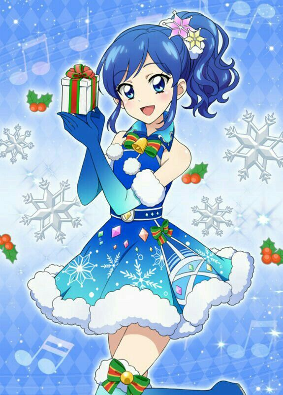 Pretty Girl Cartoon Wallpaper Aoi Sr14 Aikatsu Aoi Sr Pinterest