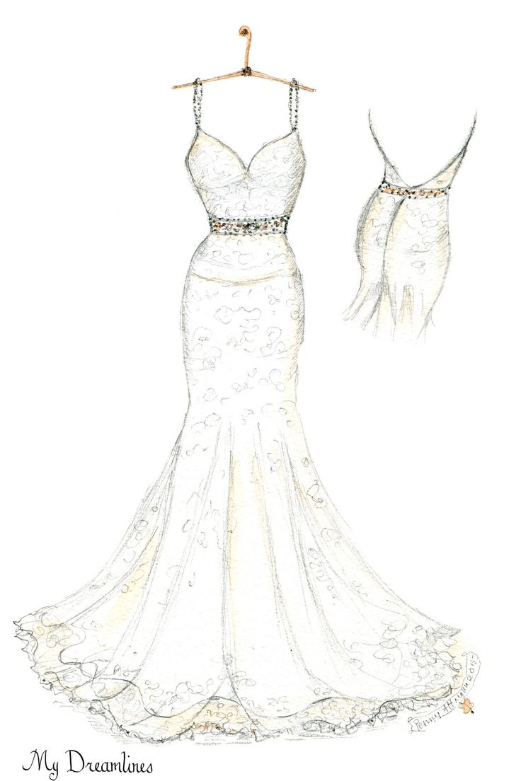 1000 Ideas About Dress Design Sketches On Pinterest Auto Electrical Wiring Diagram