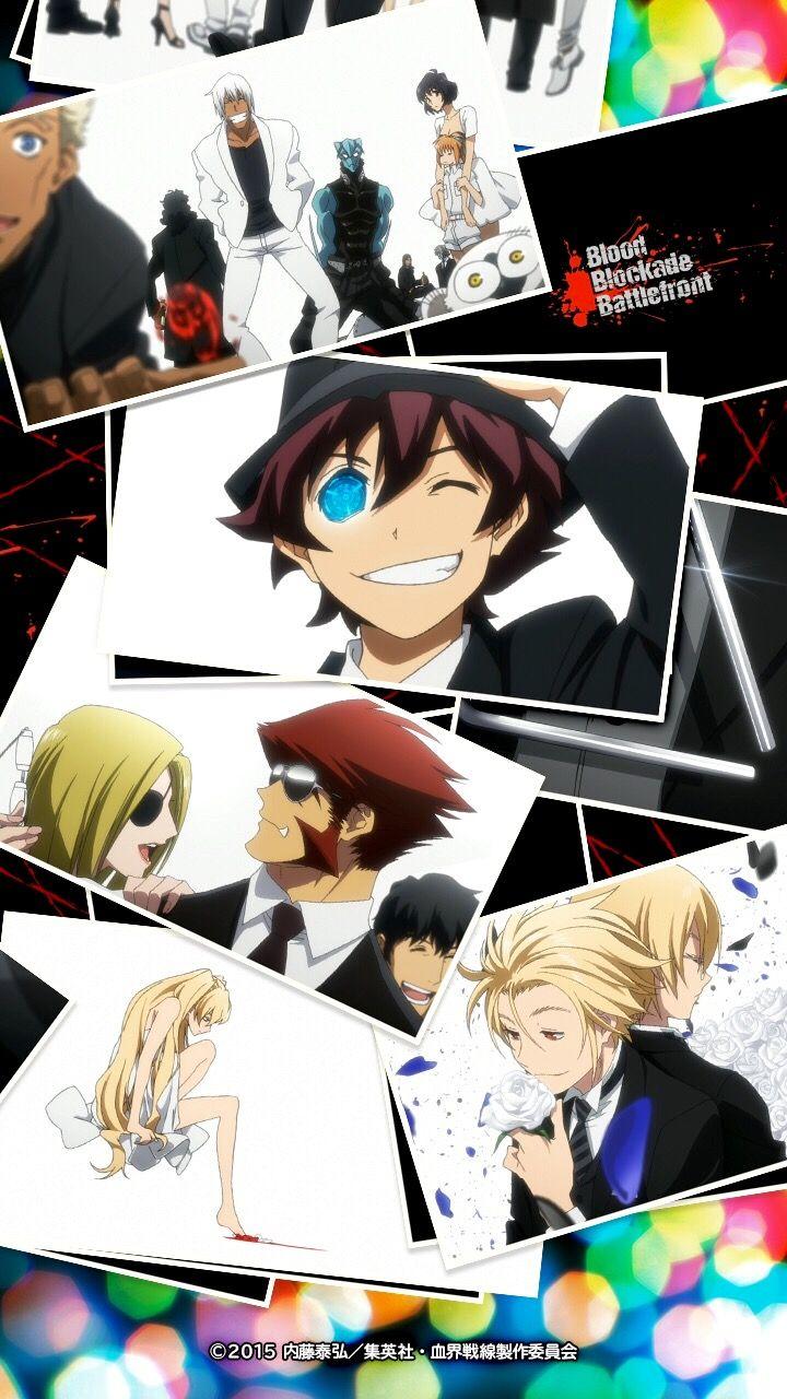 Cute Osomatsu San Wallpapers Kekkai Sensen Iphone Wallpaper Anime Visionary