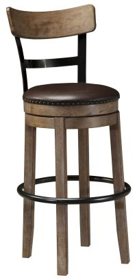 How To Build A Swivel Barstool - WoodWorking Projects & Plans