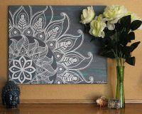 Best 25+ Mandala painting ideas on Pinterest