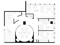 Small-Office Floor Plan | Small Office Floor Plans ...