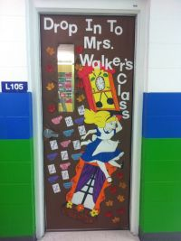 Kindergarten Classroom Door Decorations | www.imgkid.com ...