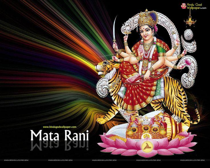 Jai Mata Di 3d Live Wallpaper Mata Rani Hd Wallpapers Free Download Maa Durga