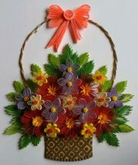 24 best images about Quilling - Baskets on Pinterest ...