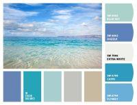 25+ best ideas about Coastal color palettes on Pinterest ...