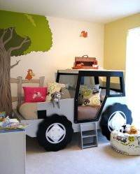 25+ Best Ideas about Tractor Bed on Pinterest | Boys ...