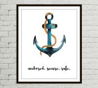 1000+ ideas about Anchor Wall Decor on Pinterest | Wall ...