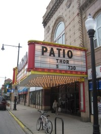 Patio Theater, Portage Park, Chicago | Sweet home Chicago ...