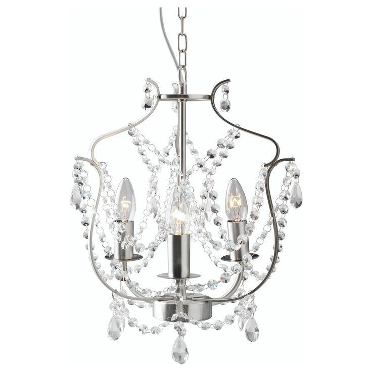 ikea kristaller chandelier wiring