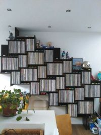 25+ best ideas about Vinyl Record Display on Pinterest