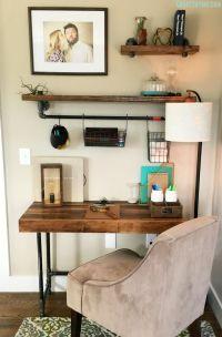 Best 25+ Pipe desk ideas on Pinterest | Industrial pipe ...