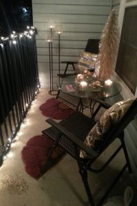 Top 25+ best Apartment patio decorating ideas on Pinterest ...