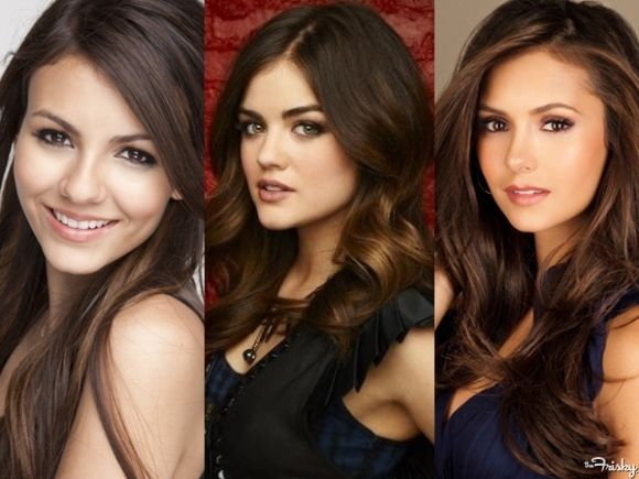 Copper Serie Victoria Justice, Lucy Hale, And Nina Dobrev | Unrelated