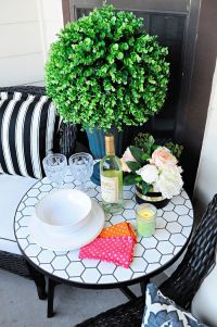 17 Best ideas about Apartment Patios on Pinterest ...