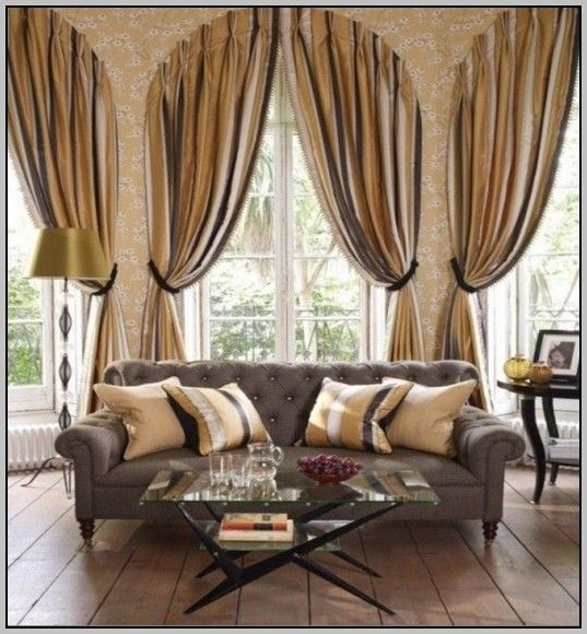 25+ best ideas about Arched Window Curtains on Pinterest