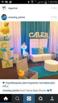 25+ best ideas about Rubber ducky baby shower on Pinterest