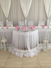 1611 best images about head tables on Pinterest | Wedding ...
