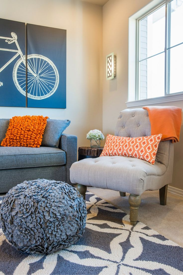 17 best ideas about blue orange rooms on pinterest blue orange bedrooms blue orange kitchen and orange kitchen paint diy