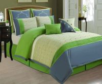 Top 25 ideas about Lime Green Bedding on Pinterest ...