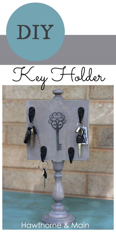 17 Best Ideas About Key Holders On Pinterest Key Rack