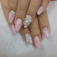 1000+ ideas about Wedding Nails Design on Pinterest ...