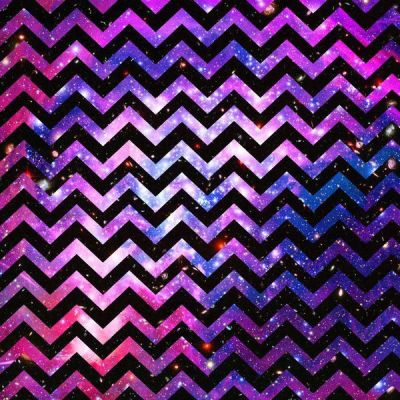Galaxy Zig Zag   Wallpapers   Pinterest   Galaxy print ...