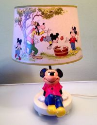 78+ ideas about Mickey Mouse Lamp on Pinterest | Mickey ...