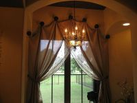 52 best images about Arched Window Treatments on Pinterest