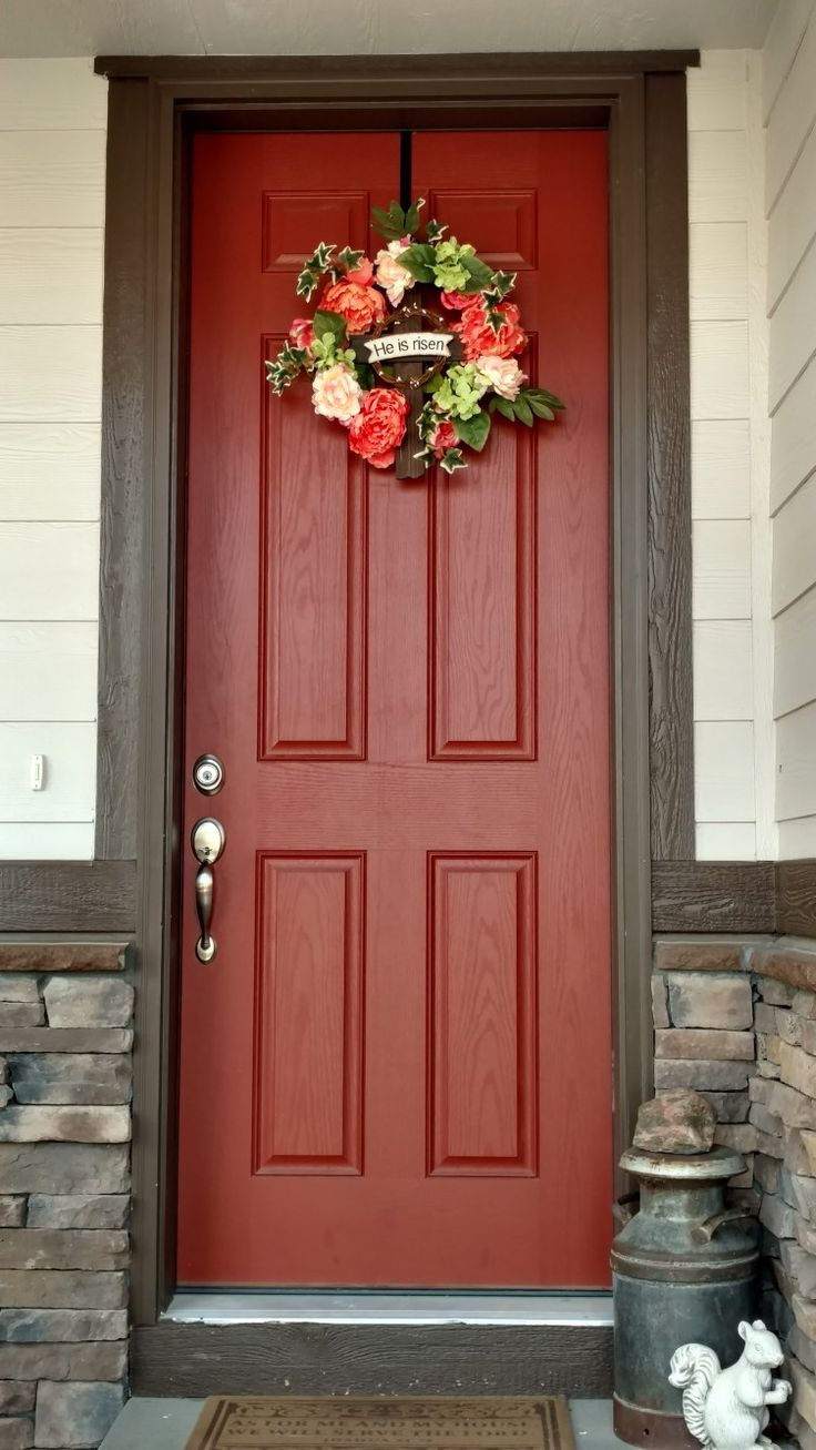 Front Door Paint Colors For Brick Homes what color to paint front