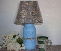 17 Best ideas about Jar Lamp on Pinterest | Mason jar ...