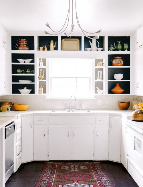 25+ Best Ideas about Open Cabinets on Pinterest