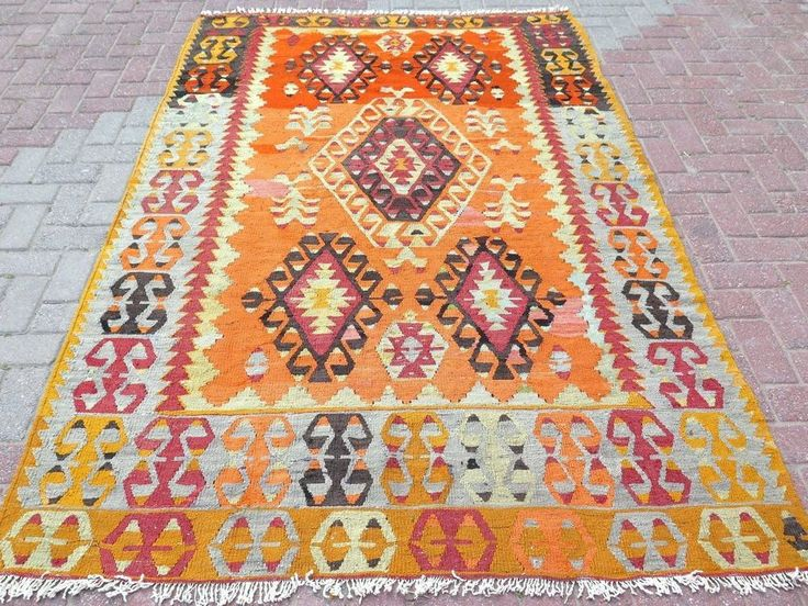 Alfombras Flokati 25+ Best Ideas About Orange Rugs On Pinterest