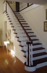 14 best images about Painting Stair Banisters on Pinterest ...