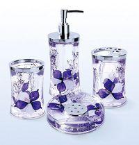Best 10+ Purple bathroom accessories ideas on Pinterest ...