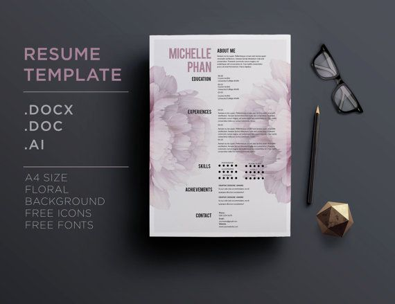 best resume template in the world