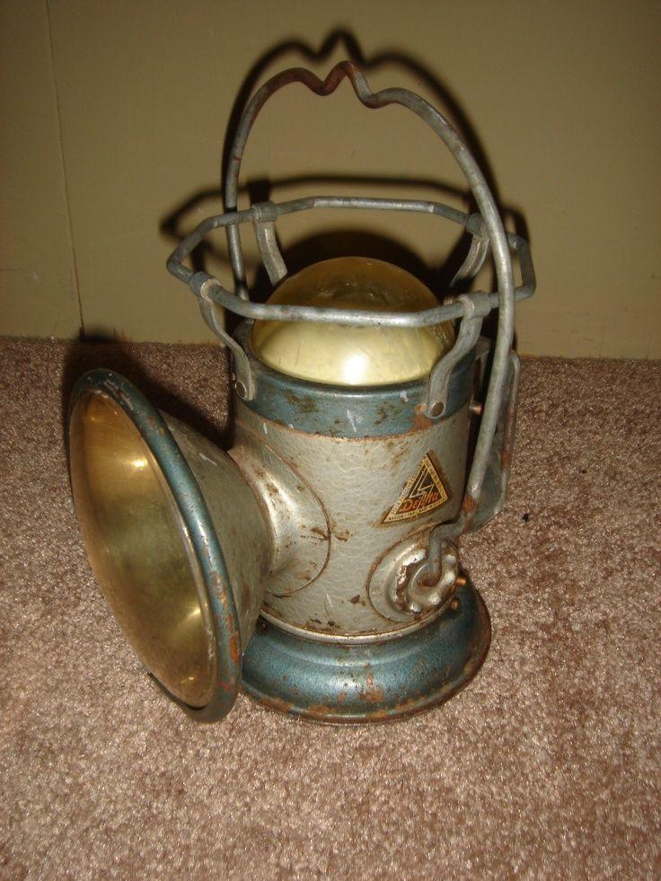Old Railroad Lanterns Antique Delta Railroad Lantern