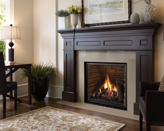 Spaces Direct Vent Gas Fireplace Design Pictures Remodel