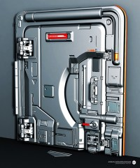 12 best images about Sci-fi Door on Pinterest | Be patient ...